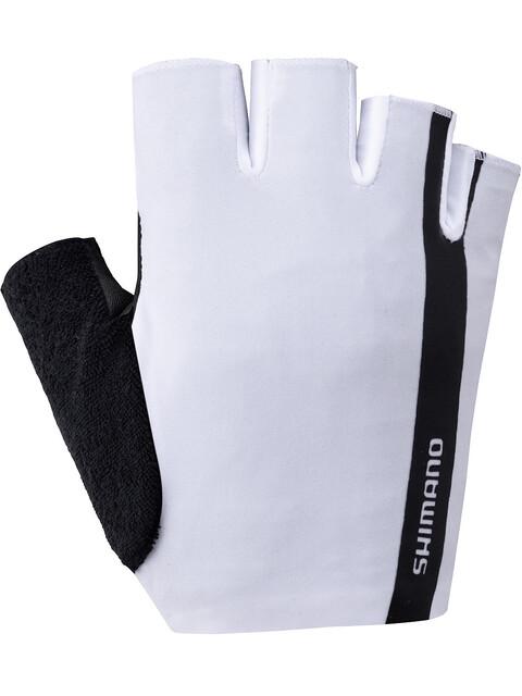 Shimano Value Gloves Unisex White